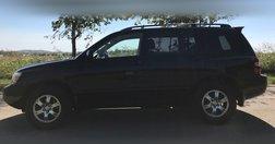2004 Toyota Highlander Base