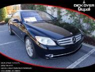2008 Mercedes-Benz CL-Class CL 600