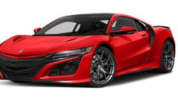 2021 Acura NSX SH-AWD Sport Hybrid