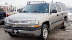 2004 Chevrolet Suburban LS