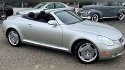 2004 Lexus SC 430 Base