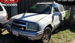 2002 Chevrolet Tracker LT