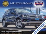 2016 Volkswagen Touareg VR6 Executive