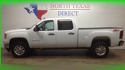 2014 GMC Sierra 2500 FREE DELIVERY Z-71 4x4 Diesel Crew Short Bed Chrom
