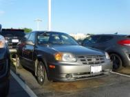 2004 Hyundai Accent GL
