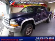2001 Dodge Dakota SLT