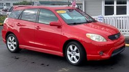 2005 Toyota Matrix XRS