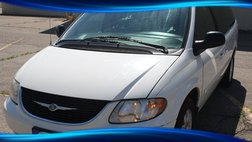 2004 Chrysler Town and Country Touring