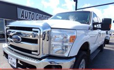 2016 Ford F-250 XLT&FX4 PACKAGES