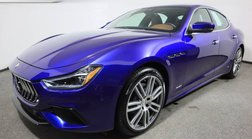 2018 Maserati Ghibli SQ4 GranSport