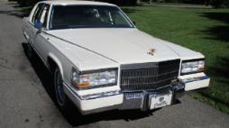 1991 Cadillac Fleetwood Brougham BROUGHAM