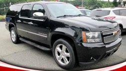 2011 Chevrolet Suburban LTZ 1500