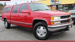 1997 Chevrolet C/K 1500 Sportside
