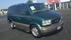 2003 GMC Safari Ext 111
