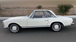 1967 Mercedes-Benz SL