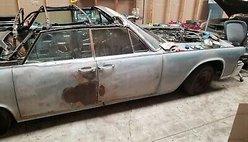 1965 Lincoln Continental chrome