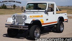 1984 Jeep Scrambler Base