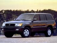 1999 Toyota Land Cruiser Base