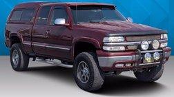 2001 Chevrolet Silverado 1500 LT