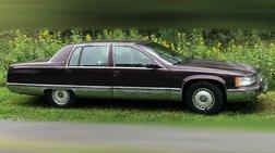 1995 Cadillac Fleetwood Base