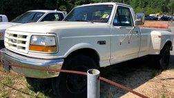 1992 Ford F-350 Reg. Cab DRW 2WD