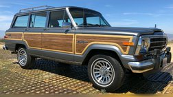 1991 Jeep Grand Wagoneer Base