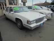 1987 Cadillac Fleetwood D'elegance
