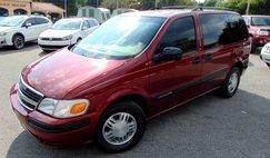 2002 Chevrolet Venture Minivan 4D