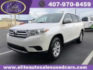 2012 Toyota Highlander LE Plus