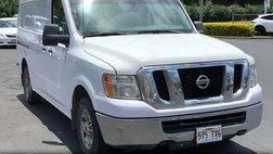2013 Nissan NV Cargo 2500 HD SV
