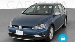 2017 Volkswagen Golf Alltrack TSI SE Wagon 4D