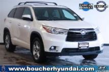 2014 Toyota Highlander Limited Platinum