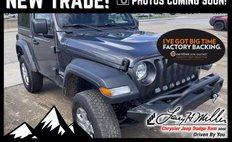 2020 Jeep Wrangler Sport S 4x4 TURBO! LOW MILES!