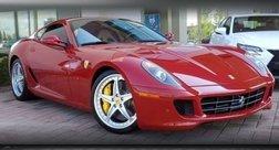 2009 Ferrari 599 GTB Fiorano Base