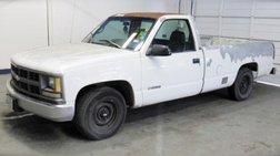 1995 Chevrolet C/K 1500 Reg. Cab 6.5-ft. bed 2WD