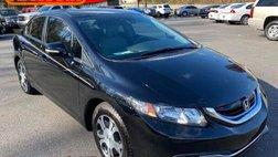 2013 Honda Civic Hybrid Hybrid