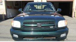 2002 Toyota Tundra Limited V8