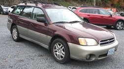 2000 Subaru Outback Base