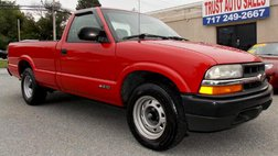2000 Chevrolet S-10 LS