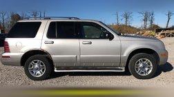 2004 Mercury Mountaineer Premier