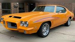1972 Pontiac Le Mans GTO Jude - Tribute