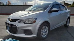 2017 Chevrolet Sonic LS Manual