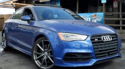 2016 Audi S3 2.0T quattro Prestige