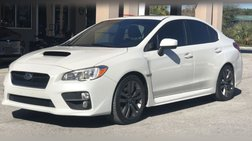 2017 Subaru Impreza WRX Premium