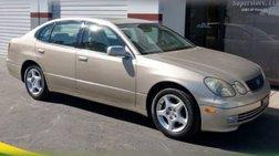 2000 Lexus GS 300 Base