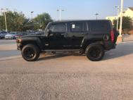 2007 HUMMER H3 CUSTOM TIRES AND WHEELS GRILL