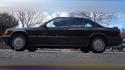 1987 Mercedes-Benz 190-Class 190 E 2.3-16