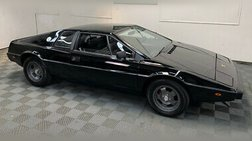 1978 Lotus Esprit 1978 LOTUS ESPRIT. SERIES 1. DELLORTO CARBS, WOLFRACE ALLOYS.