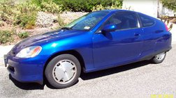 2002 Honda Insight Base