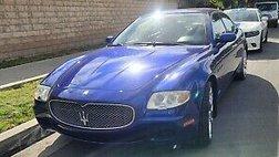2006 Maserati Quattroporte M139